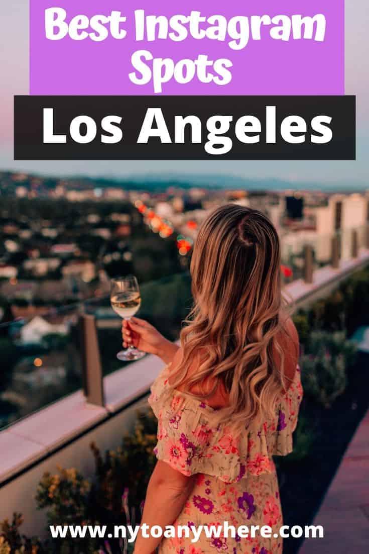 LA Photo spots
