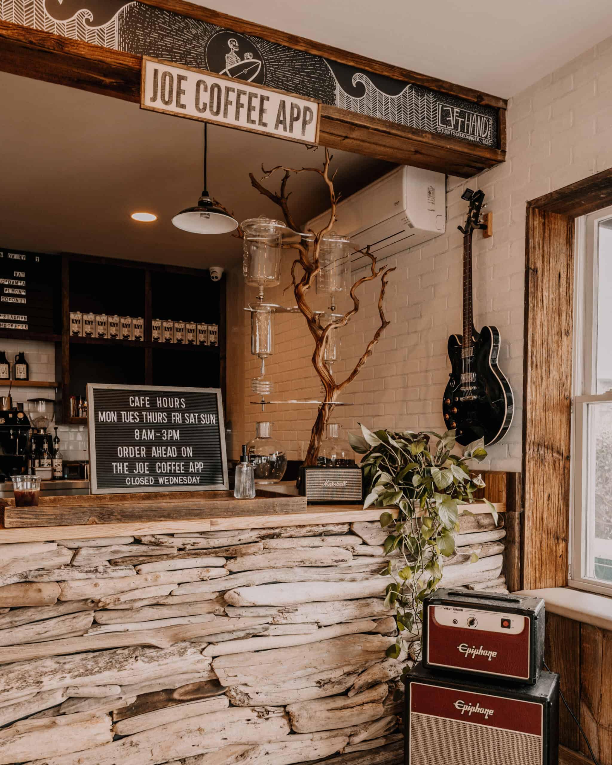 Left Hand Coffee Montauk NY