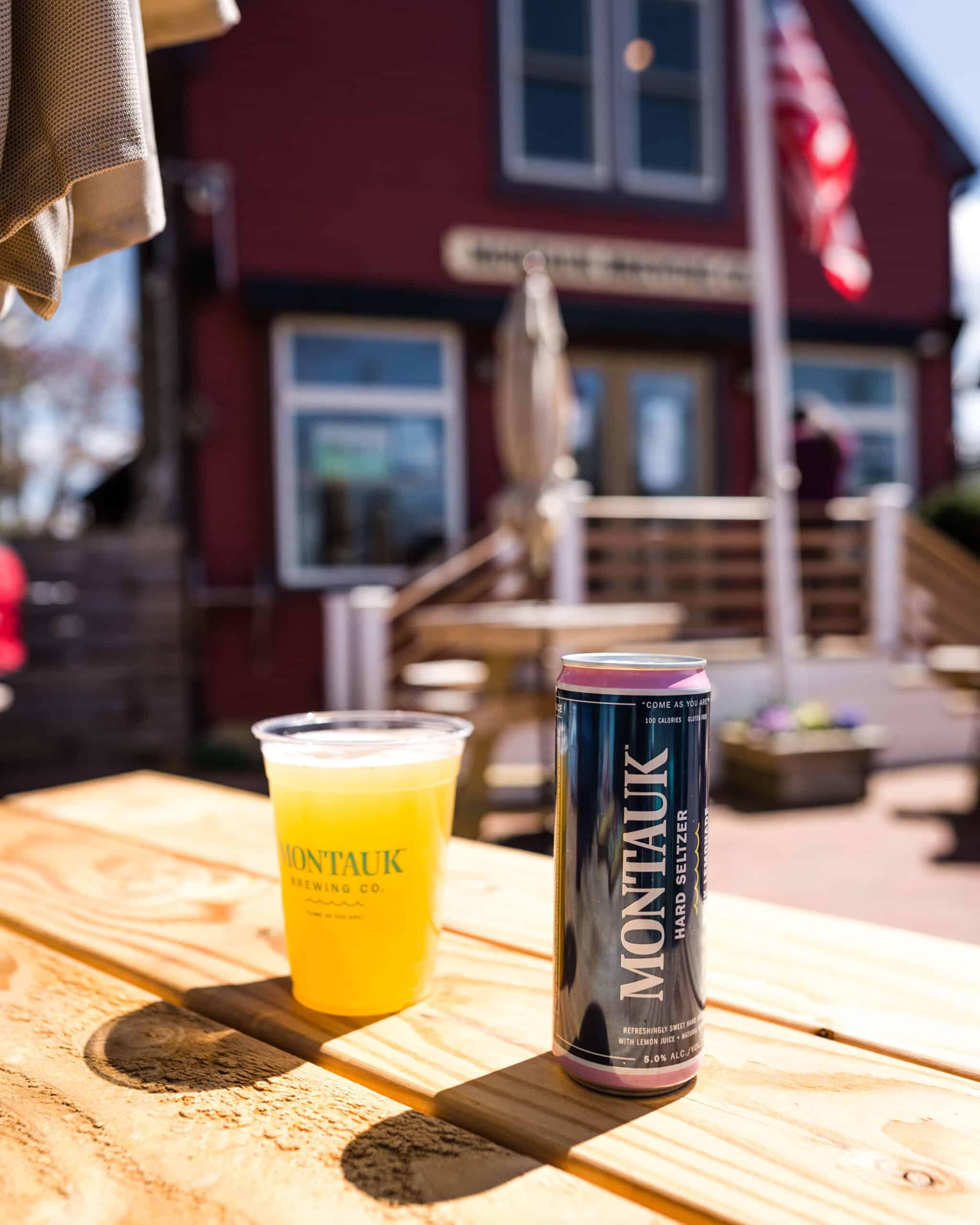 Montauk Brewery Long Island