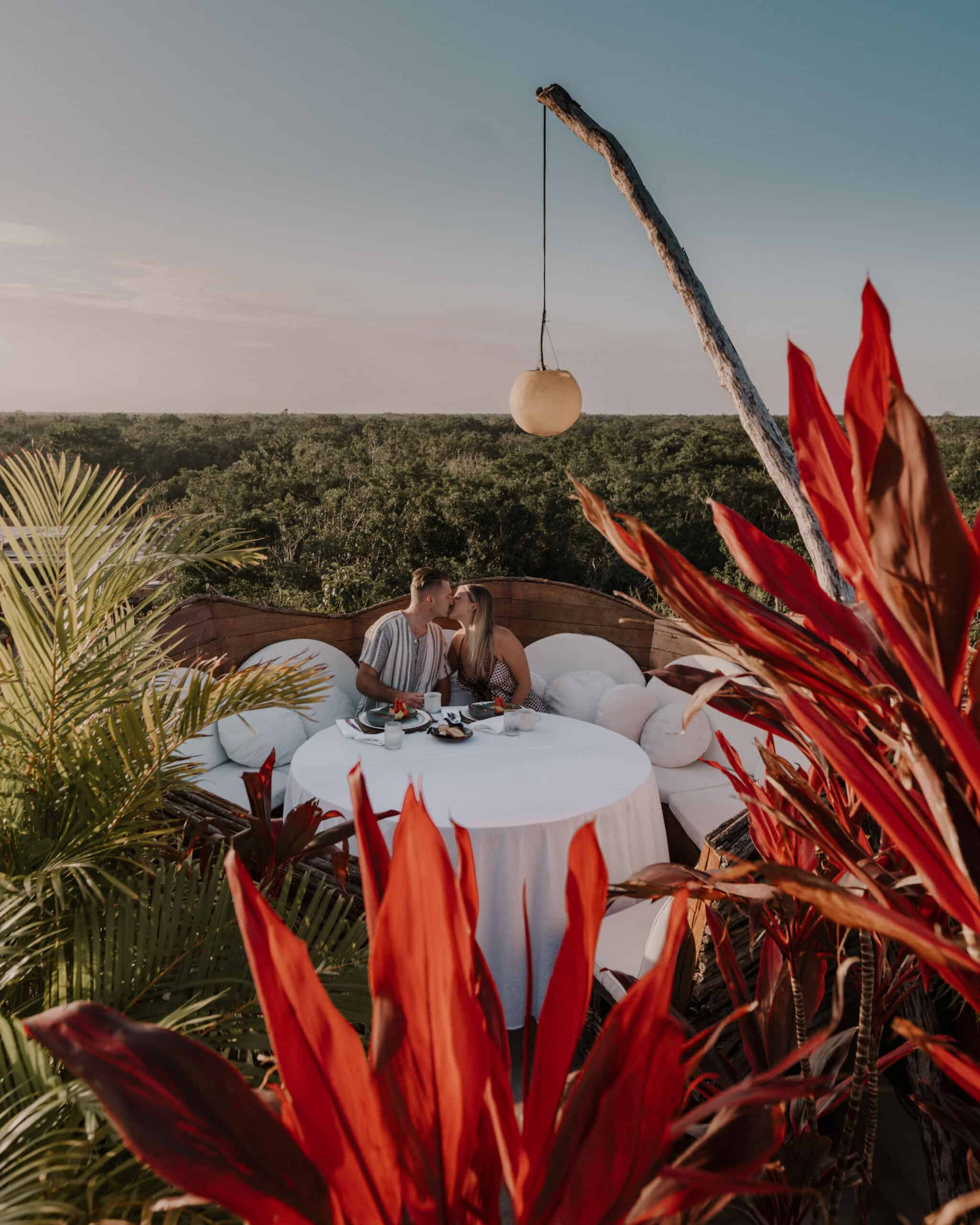The Nest Orchid House Tulum