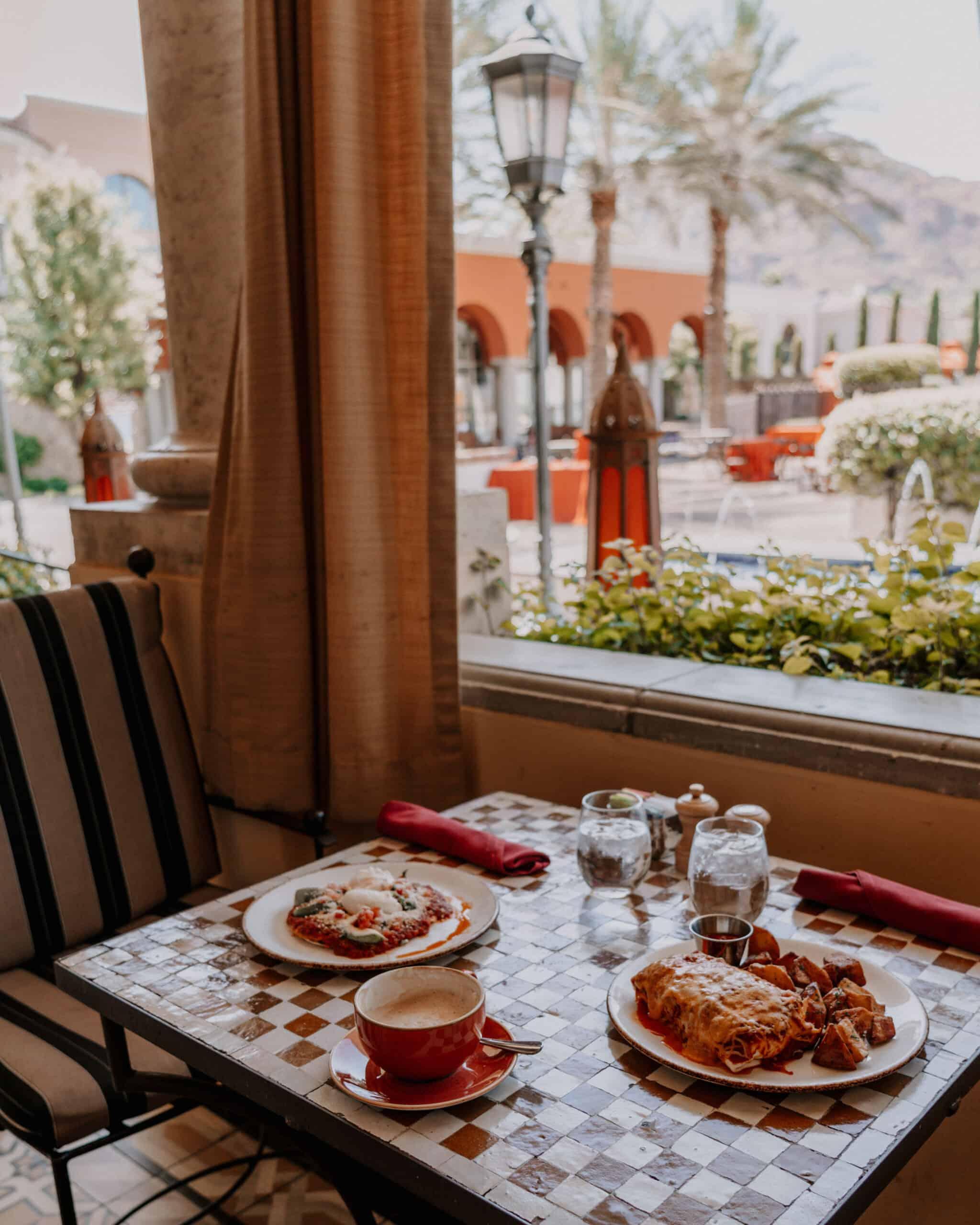 Breakfast at Prado at the Omni