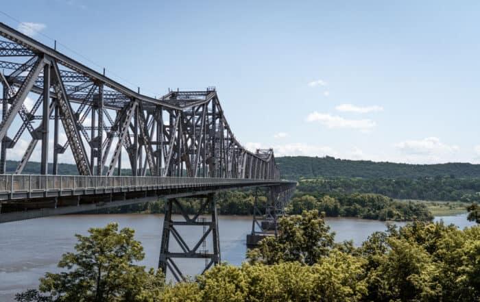 Rip Van Winkle Bridge Catskill, NY
