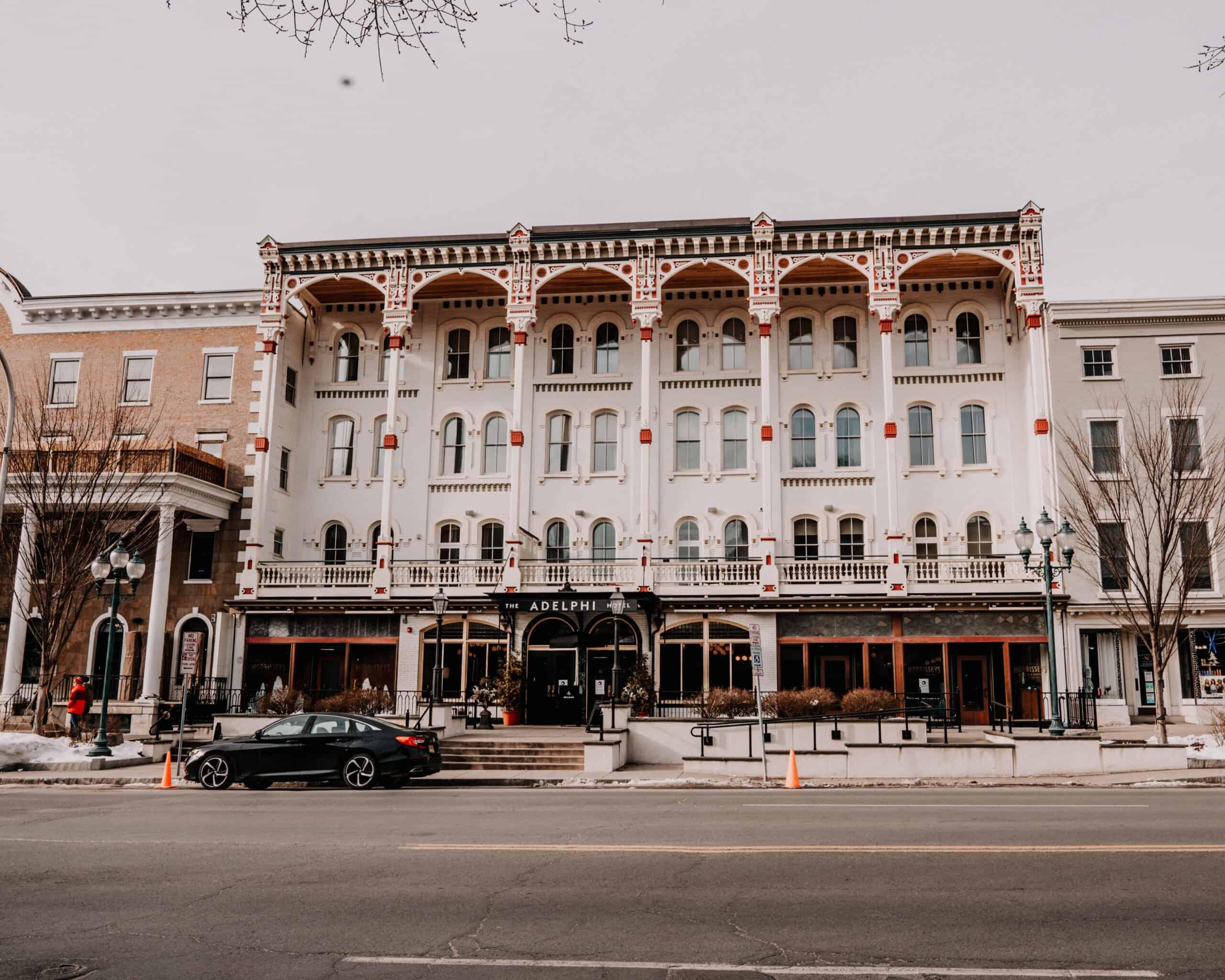 Adelphi Hotel Saratoga