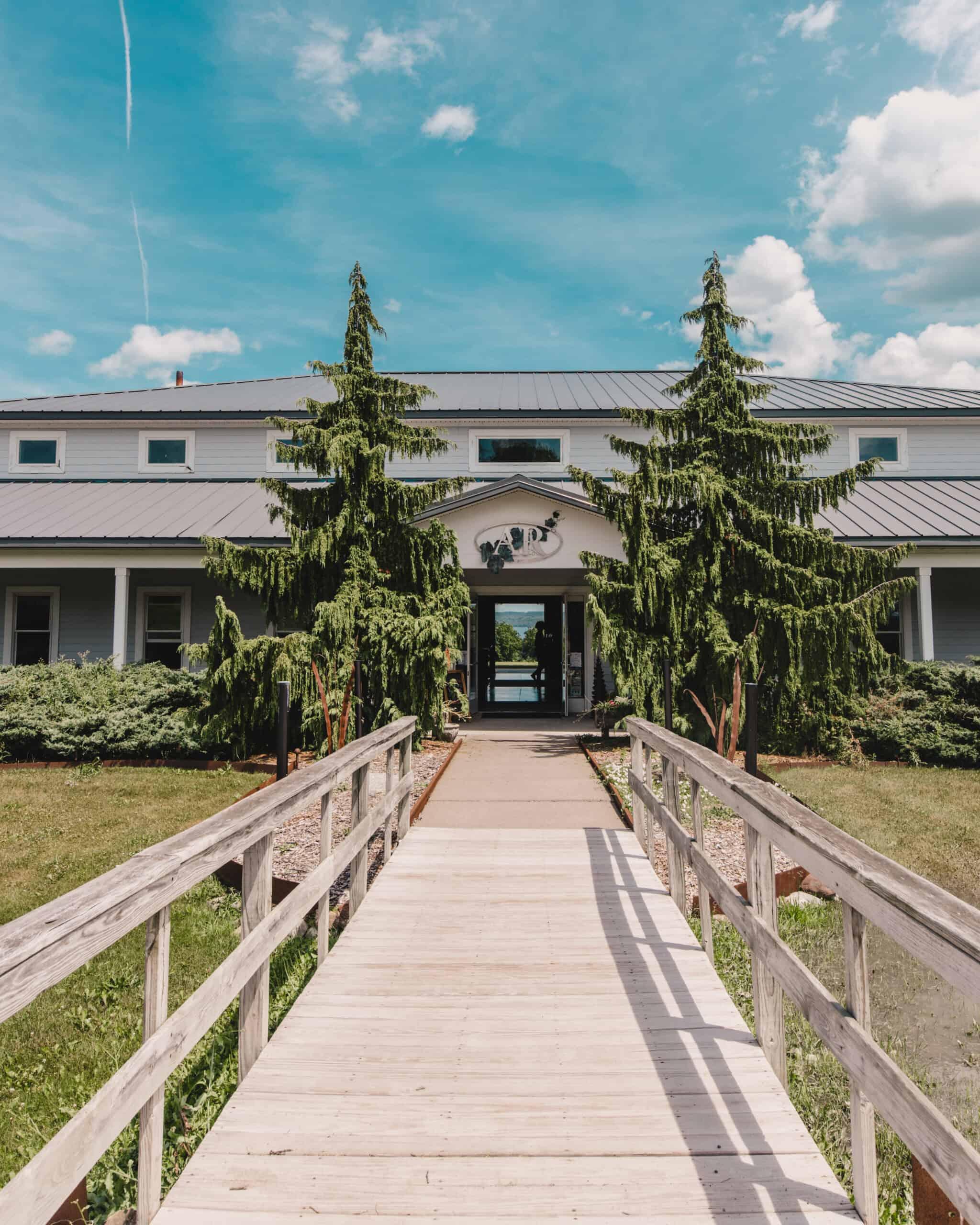 Anthony Roads Winery Seneca Lake