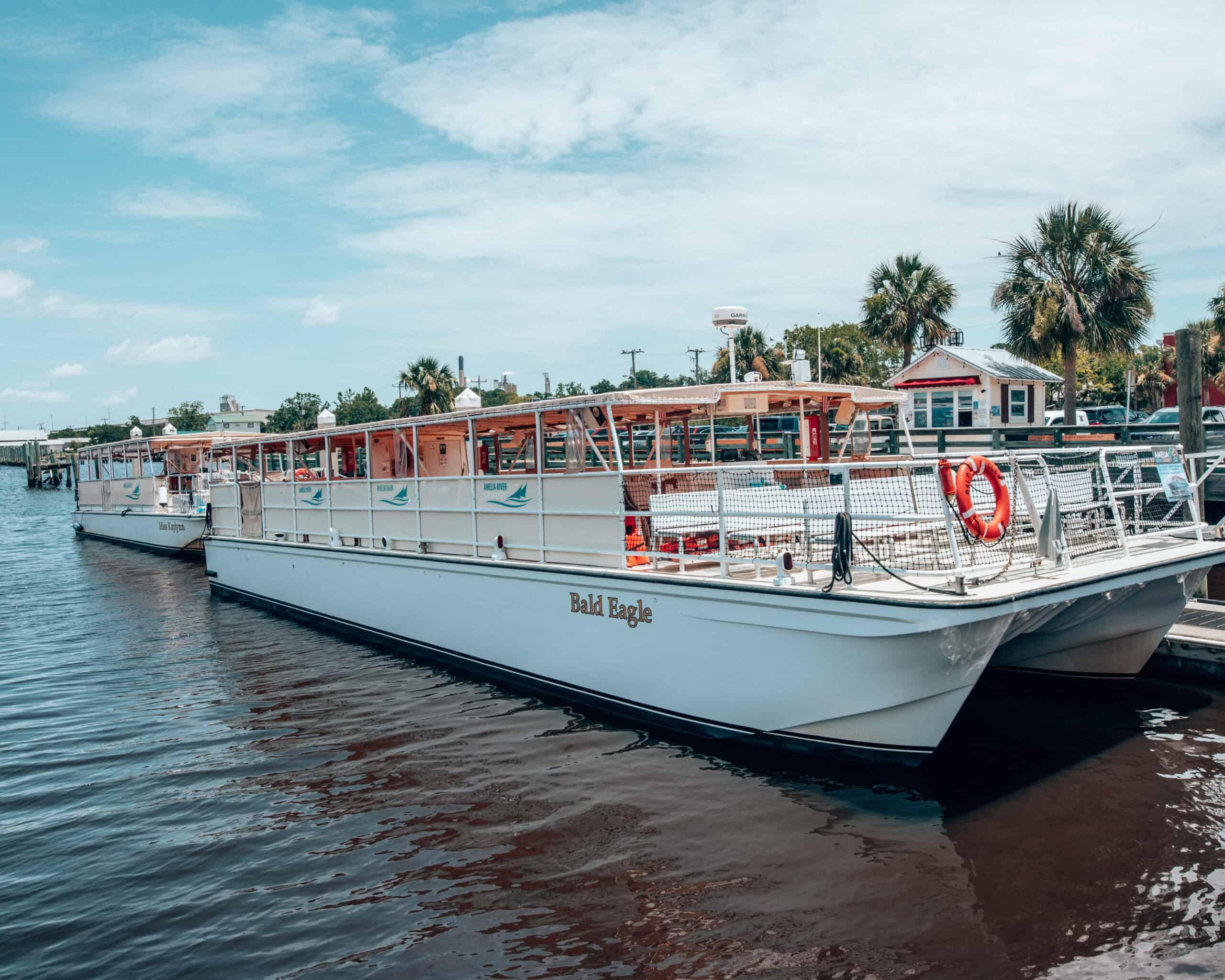 Amelia Island River Cruises