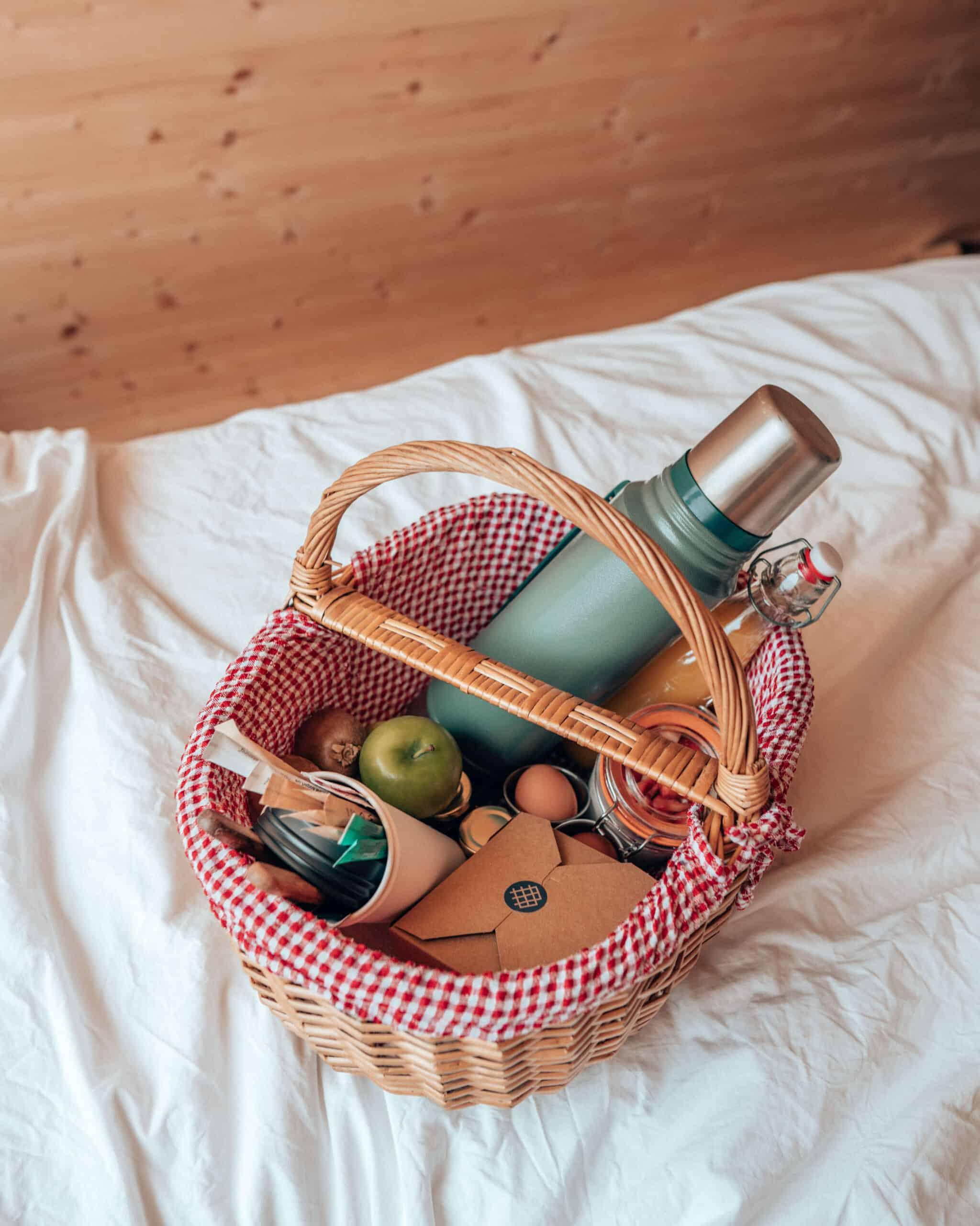 Eastwind Breakfast Basket
