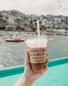 Catalina Coffee and Cookie