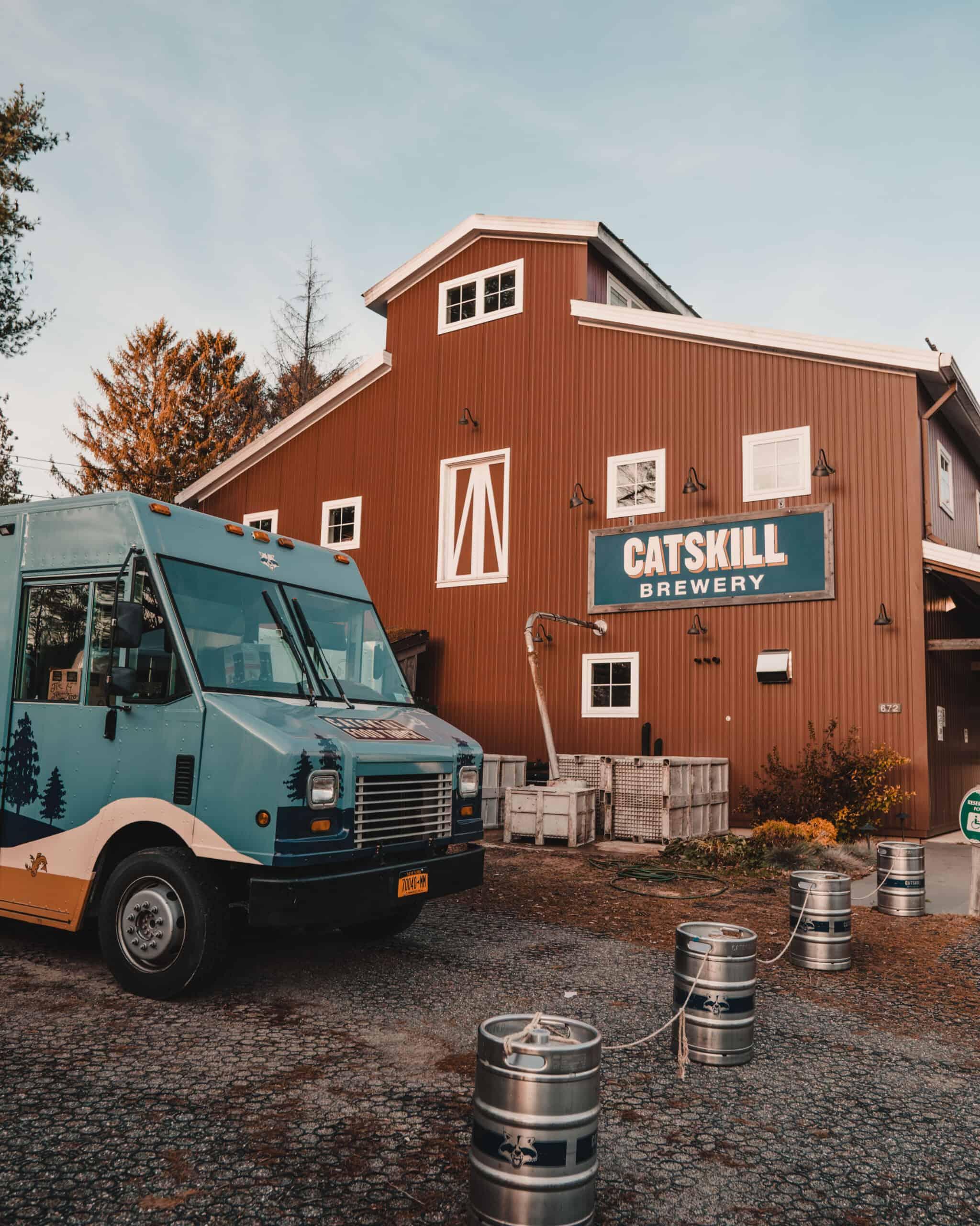 Catskill Brewing