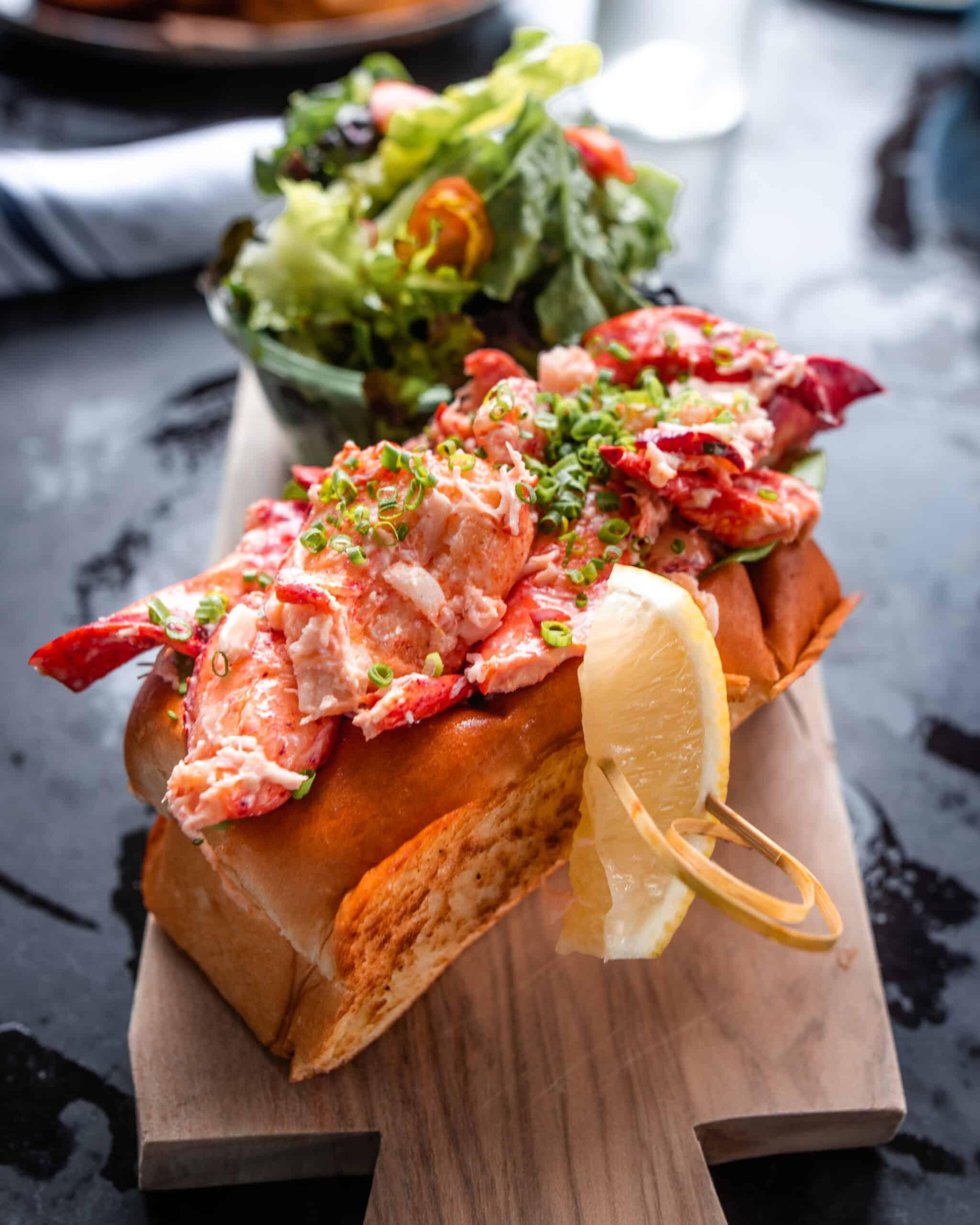 Chatham Bars Inn Lobster Roll