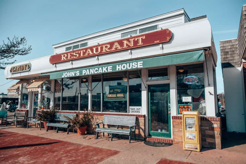 diner, Montauk, New York