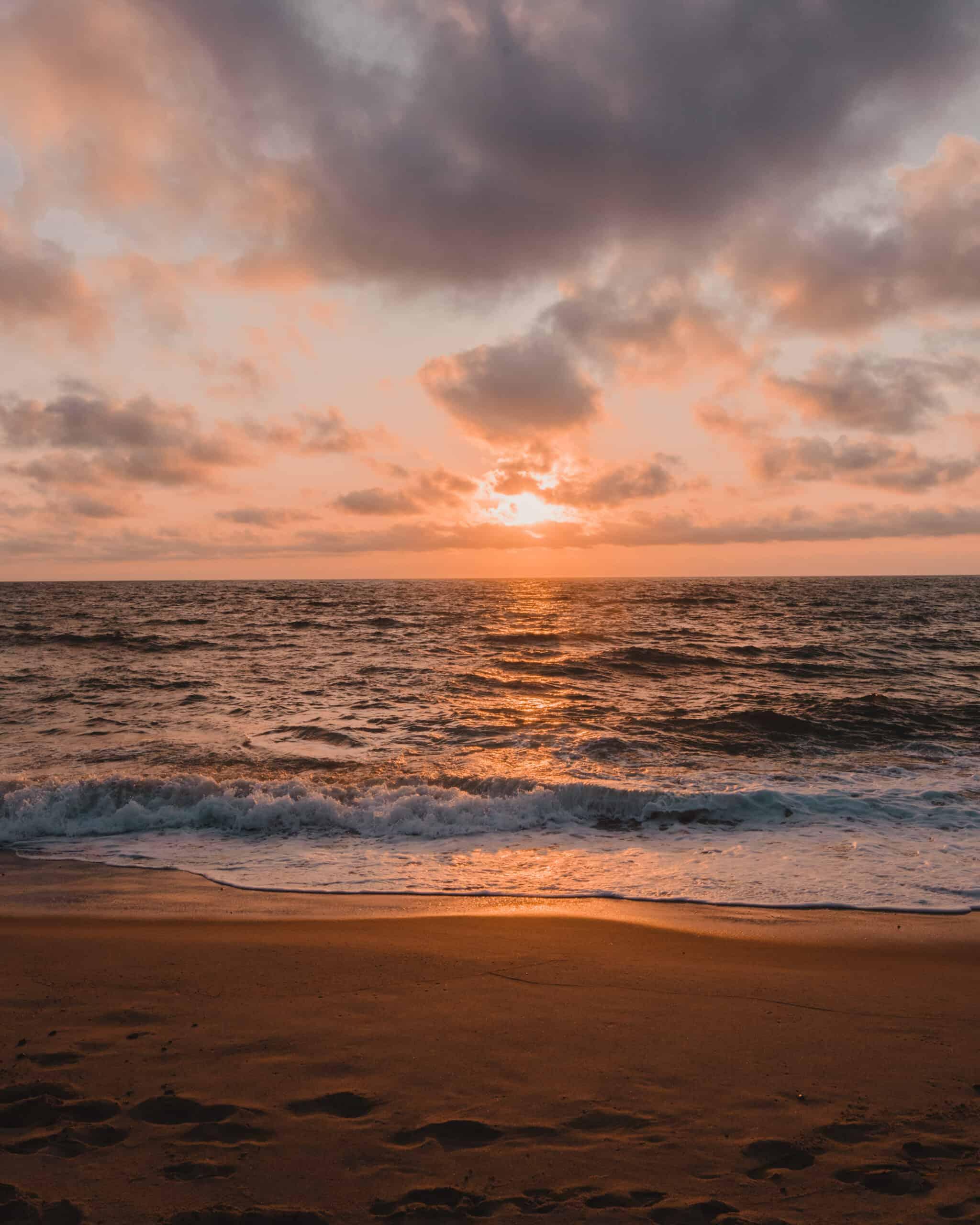Sunrise Coast Guard Beach