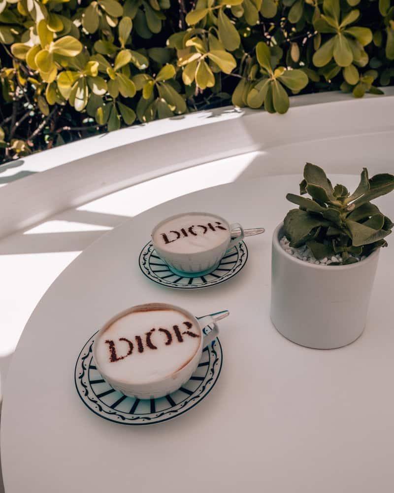 Dior Cafe, Miami Design District