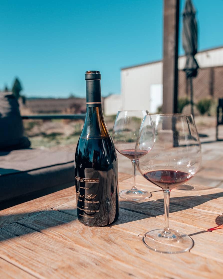 Emeritus Winery, Sonoma County