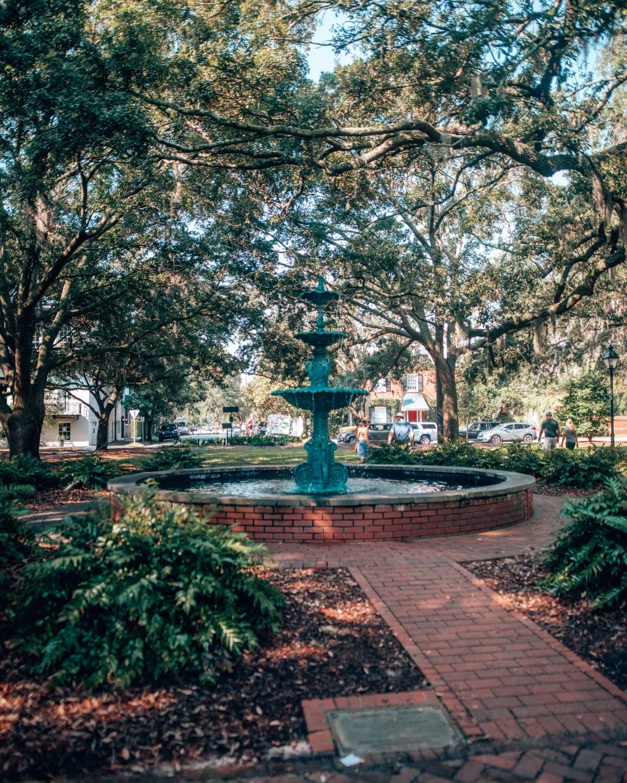 Park in Savannah