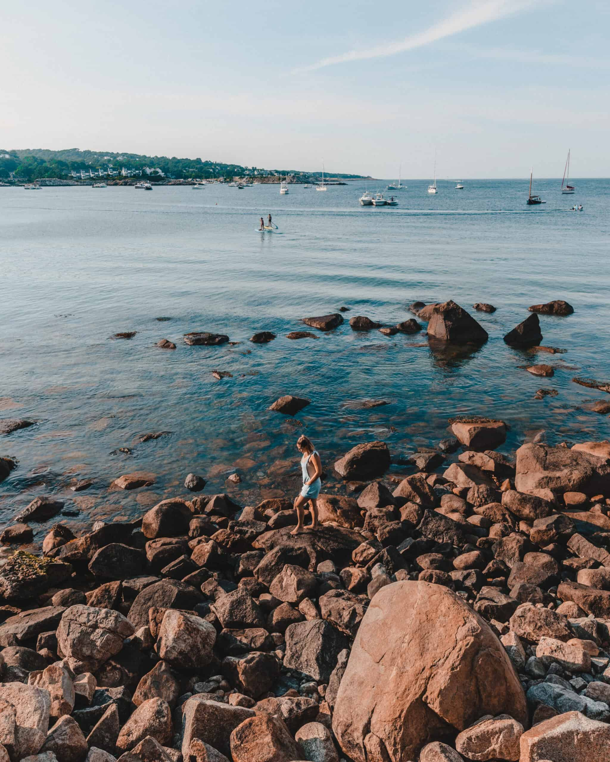 Front Beach, Rockport MA