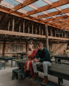 Greenhouse + Barn