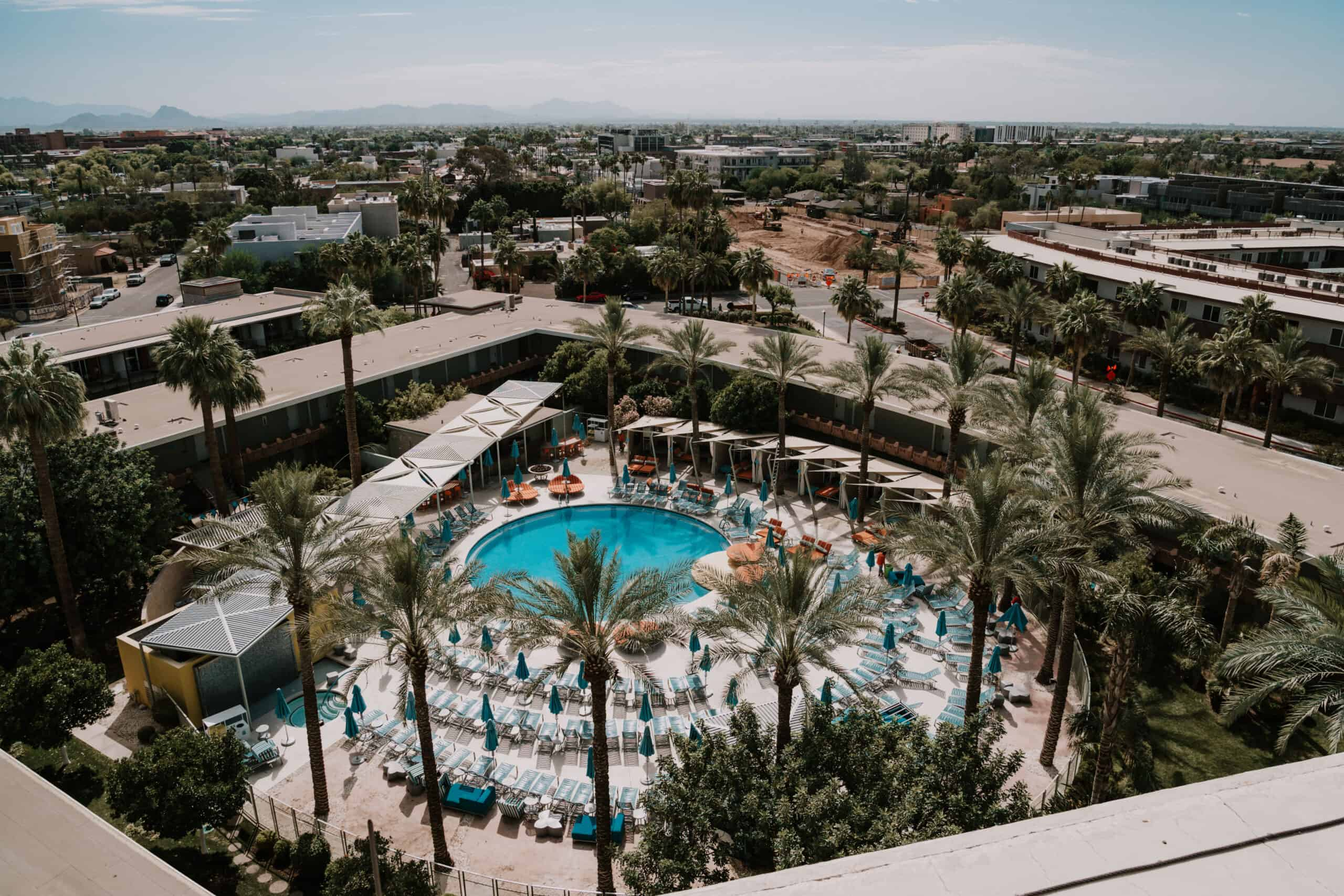 Hotel Valley Ho Scottsdale