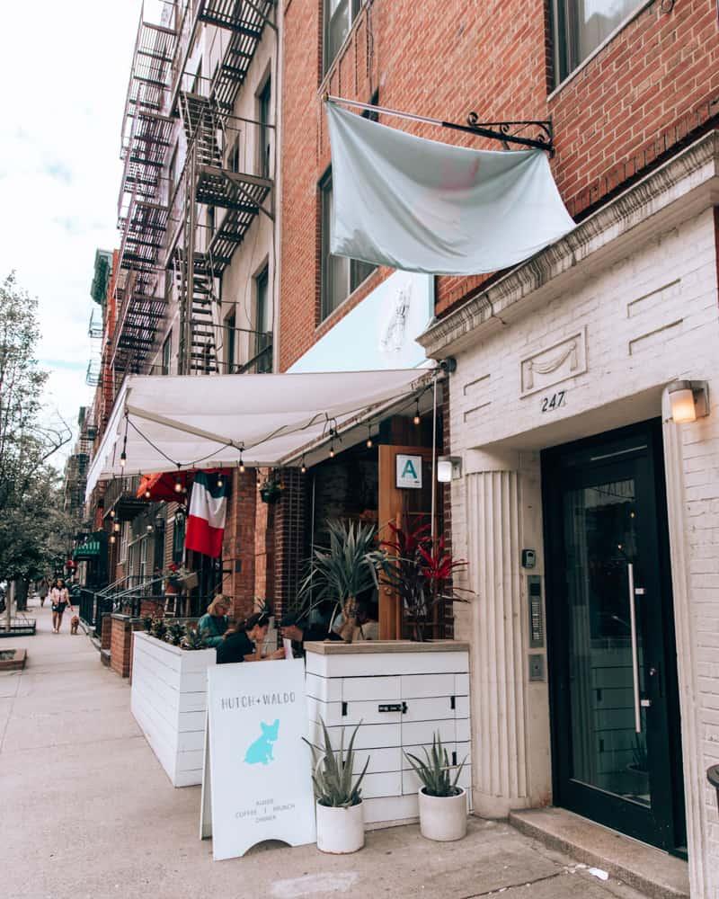 Upper Eastside cafe
