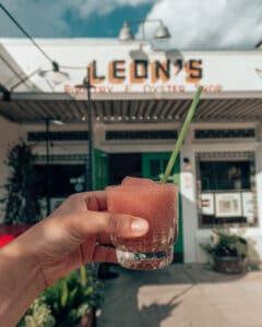 Froze, Leon's Oyster Shop