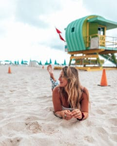 Lifeguard Tower , Miami Beach