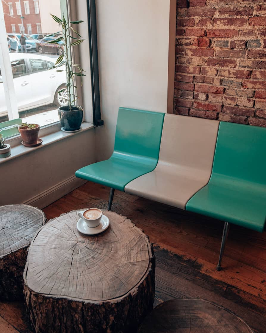 menagarie coffee Old City Philadelphia