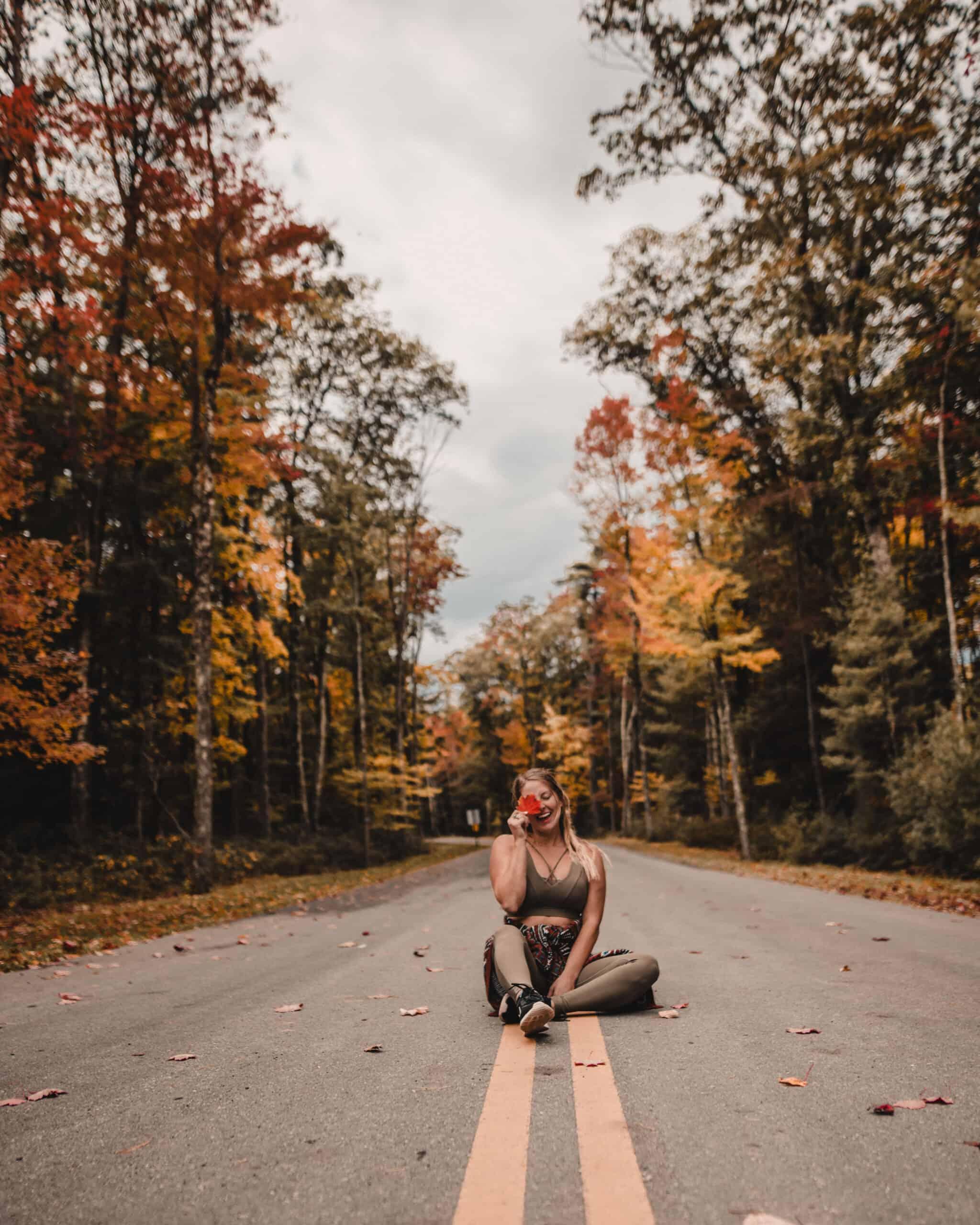Hiking in Minnewaska State Park