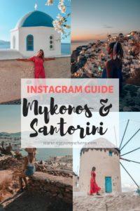 pinterest Pinterest mykonos and santorini
