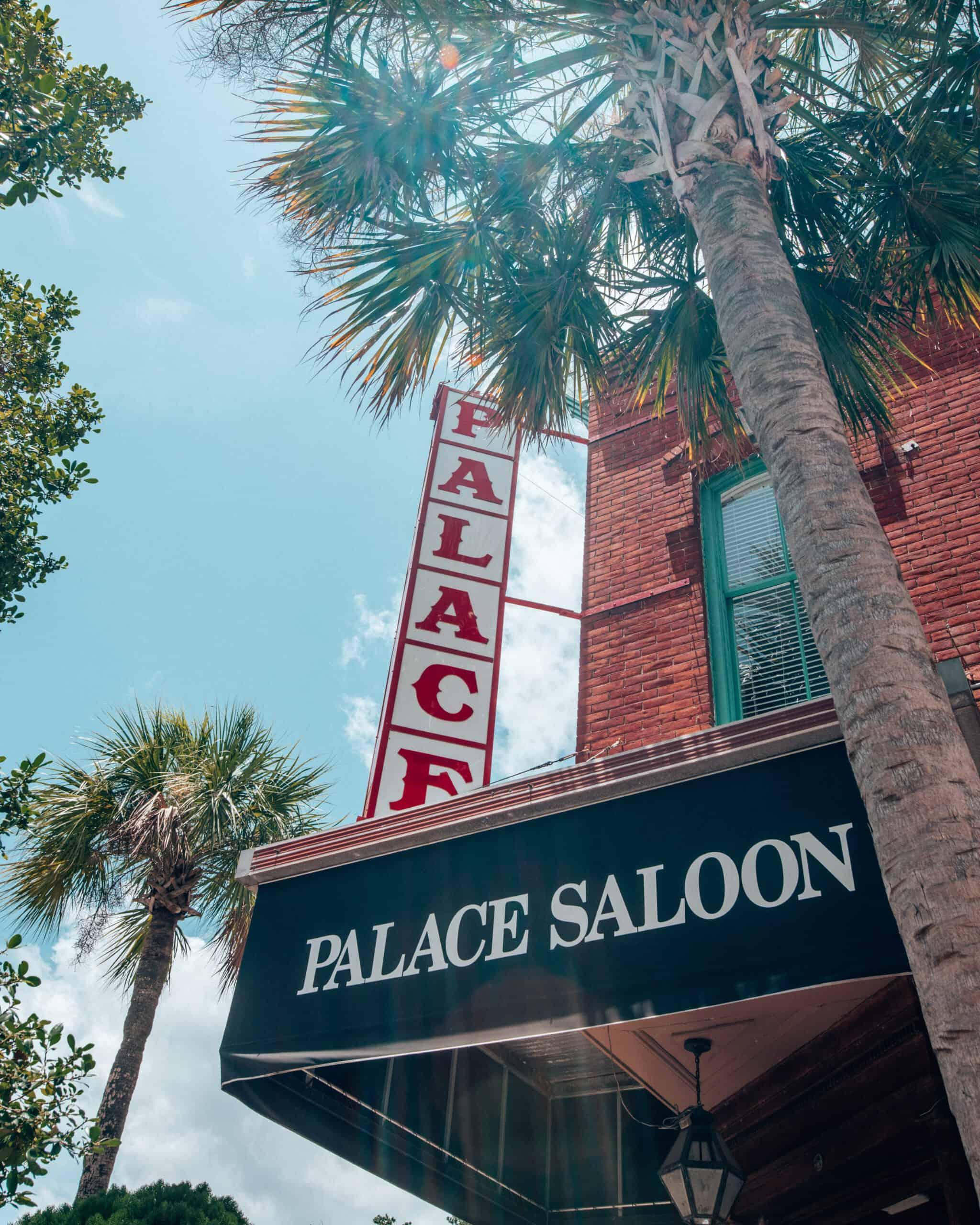 Palace Saloon Fernandina Beach