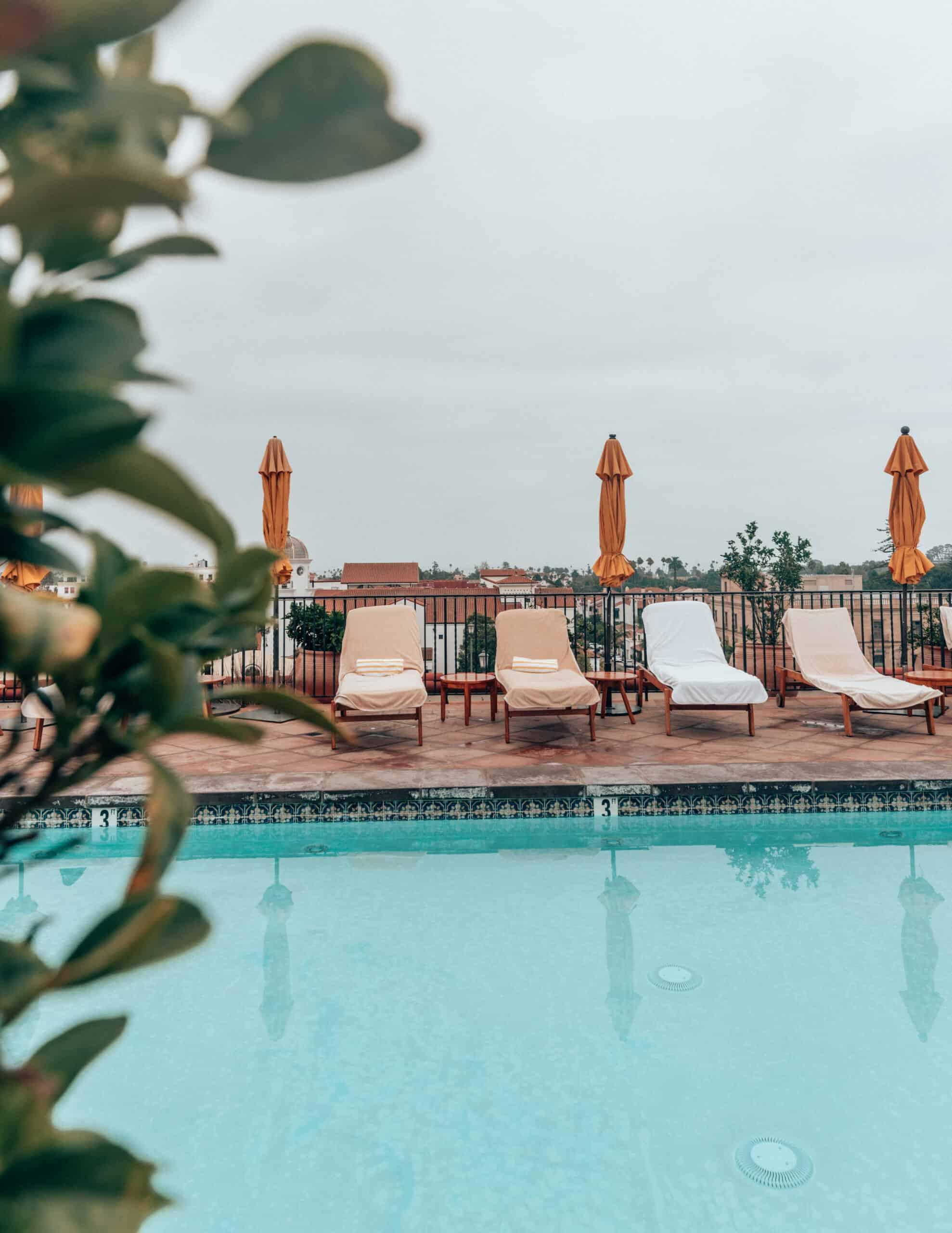 Kimpton Canary Hotel pool