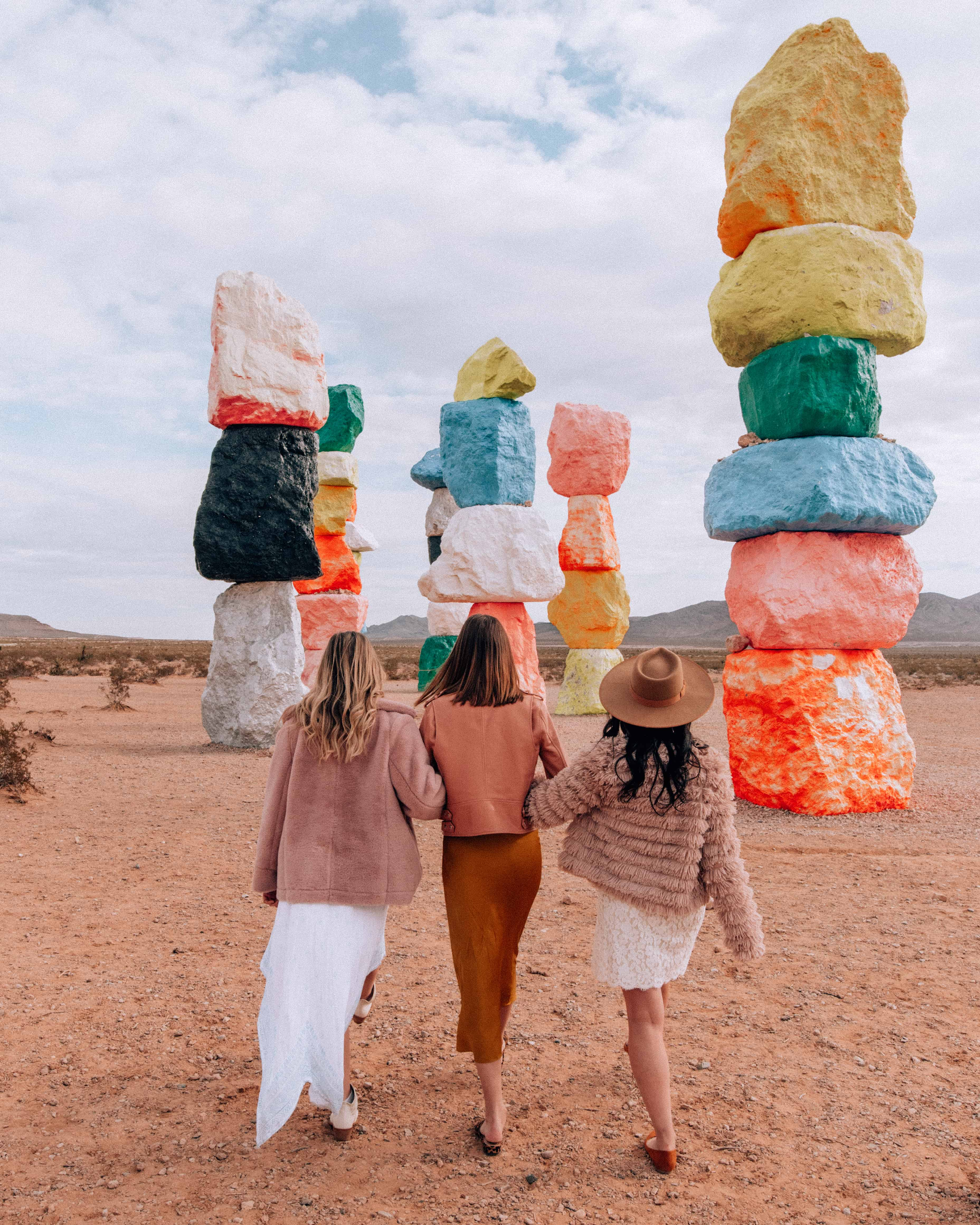 Trips for girls