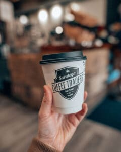 Coffee Traders, Saratoga