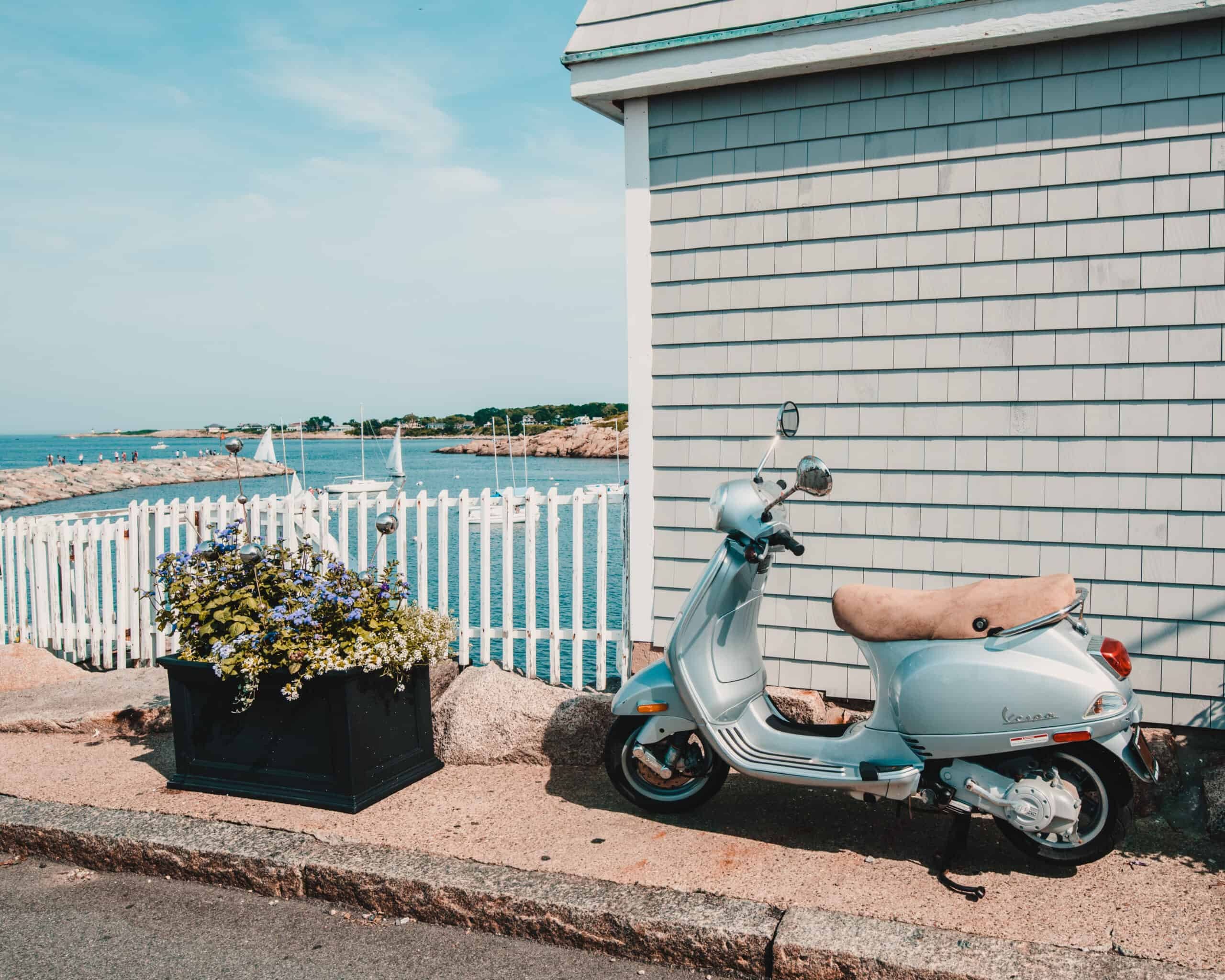 Scooter, Rockport, Ma