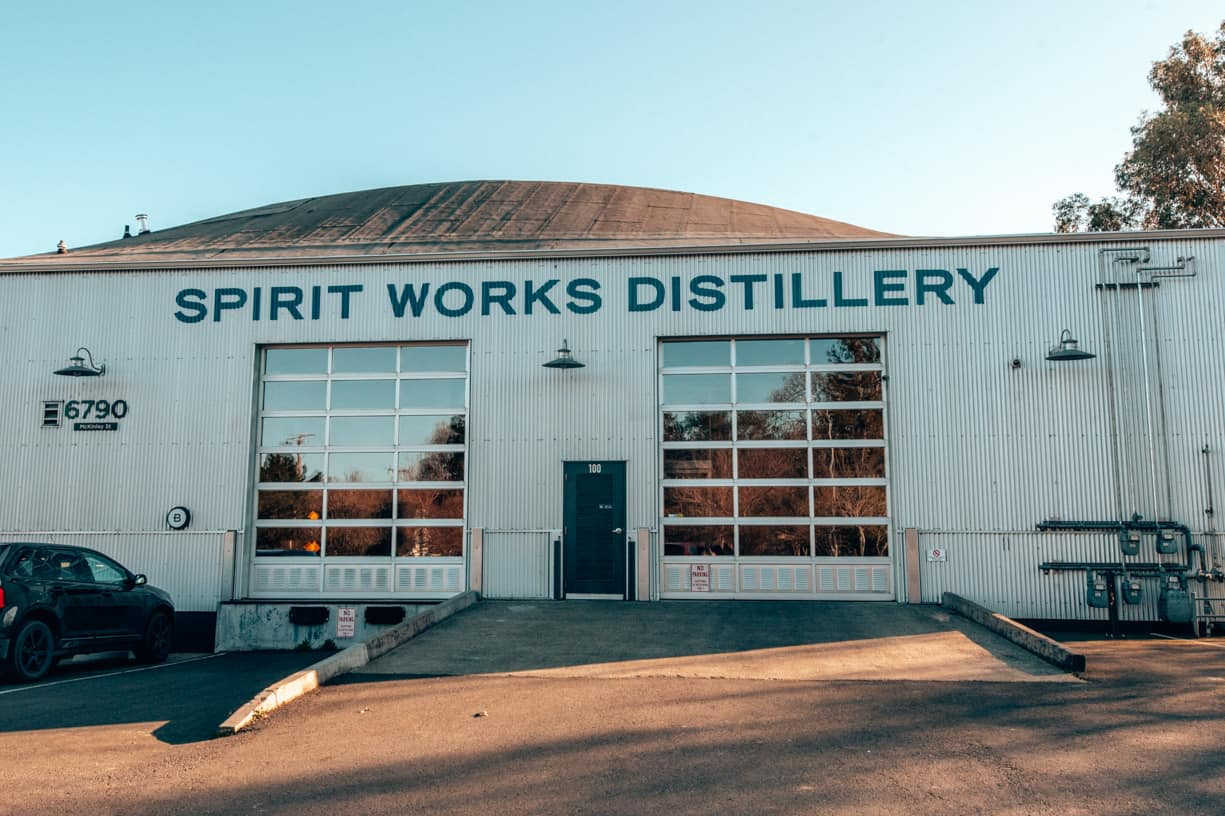 Spirit Works Distillery, Sepastapol