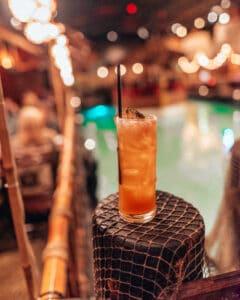 Cocktail at Tonga, San Francisco
