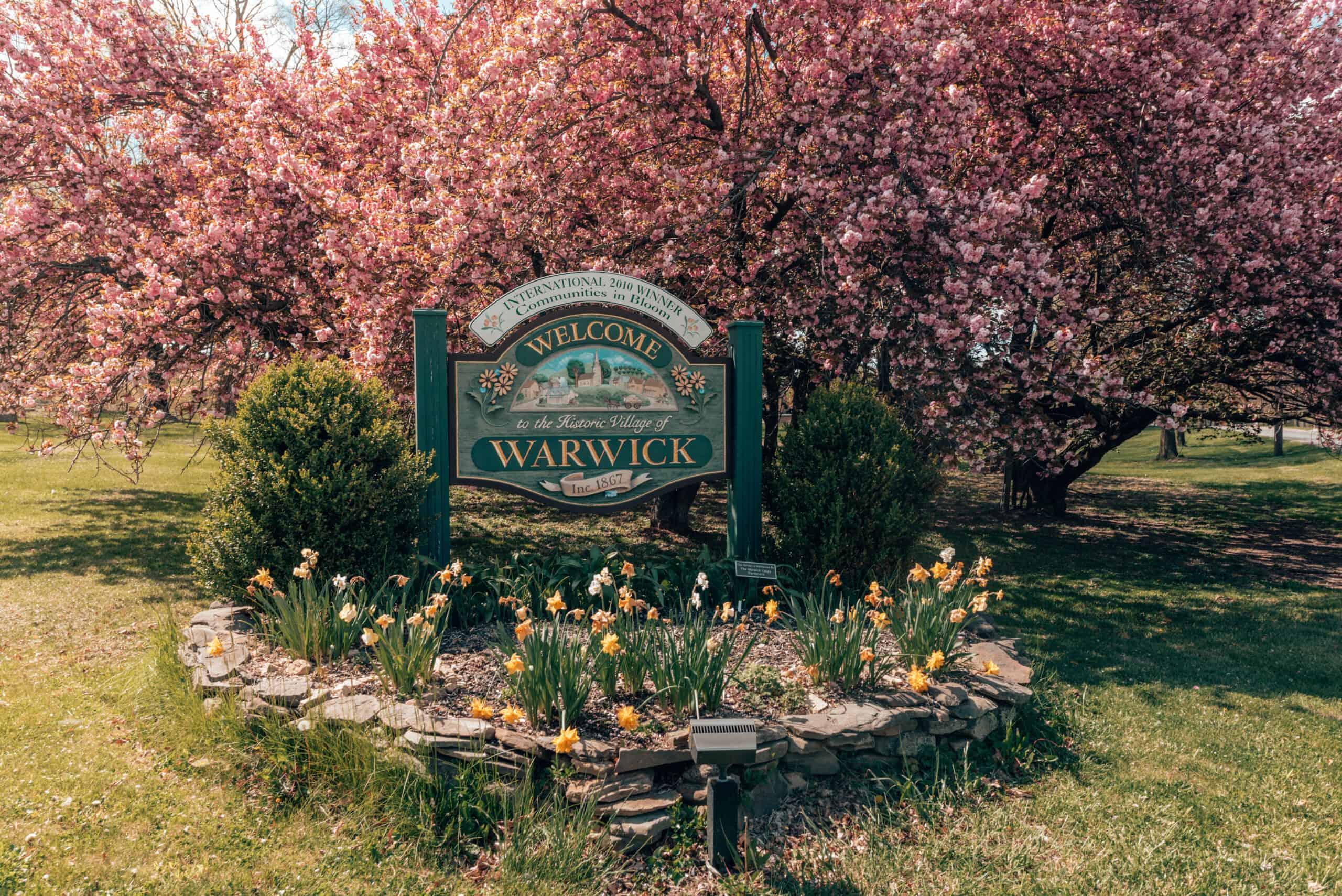 Warwick NY