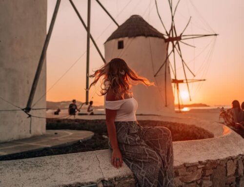 Mykonos Windmills: How to Visit & History of the iconic Greek landmarks